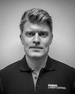 Joakim Andersson-Duroc Laser Coating